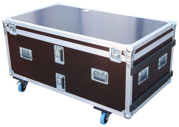 Кейс для гитарных эффектов и кабинетов Thon Roadcase Ampeg SVT 810 Series ampeg pro svt 3pro