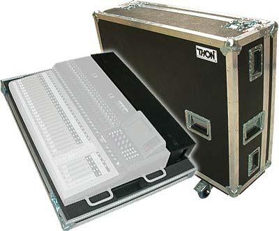 Кейс для микшерных пультов Thon Roadcase Mackie TT24 кейс для микшерных пультов thon mixer case powermate 1600 2