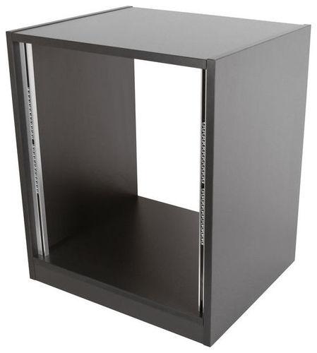 Рэковый шкаф и кейс Thon Studio Rack 12U BK  цена и фото