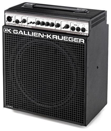 Комбо для бас-гитары Gallien Krueger MB150S-112 III усилитель кабинет и комбо для бас гитары markbass mini cmd 121p