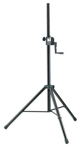 Стойка под акустику KONIG&MEYER 21302 стойка для акустики waterfall подставка под акустику shelf stands hurricane black