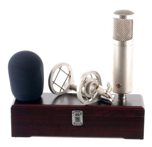 Микрофон с большой мембраной для студии Studio Projects C1 Mk2
