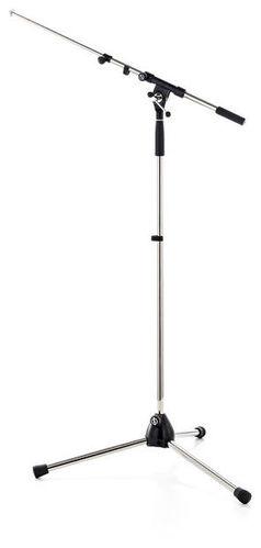 Микрофонная стойка KONIG&MEYER 210/9 Nickel микрофонная стойка quik lok a344 bk