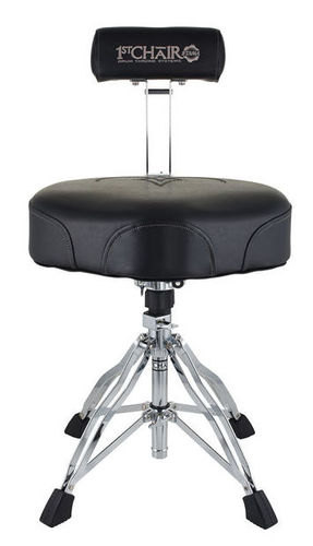 Стул для ударных инструментов TAMA HT741 Drum Throne tama ht530bc wide rider drum throne cloth top