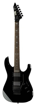 Стратокастер ESP LTD KH-602 электрогитара ltd james hetfield snakebyte metallica