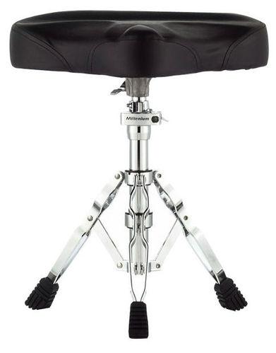 Стул для ударных инструментов Millenium MDT3 Drum Throne Saddle
