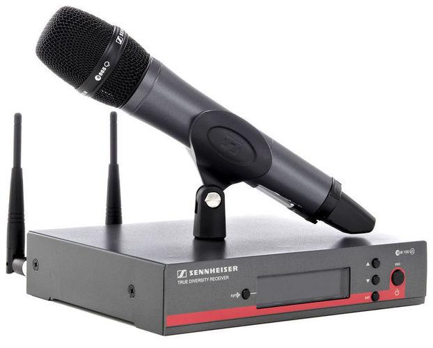 Готовый комплект радиосистемы Sennheiser EW 135 G3 / E-Band радиосистема sennheiser ew 100 945 g3 b x