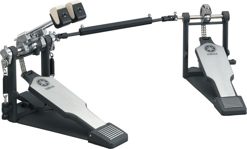 Двойная педаль Yamaha DFP-9500CL deroace велосипедный цепной стальной замок для электрокара электро мотороллера мотора