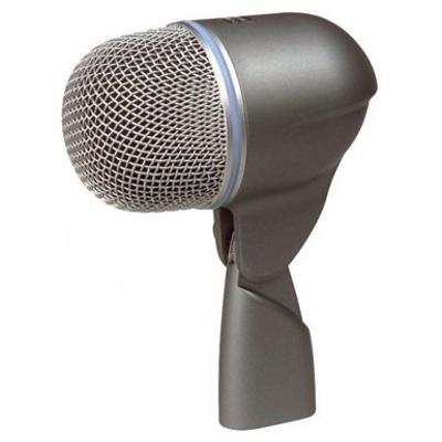 Универсальный инструментальный микрофон Shure BETA 52A стерео микрофон shure vp88