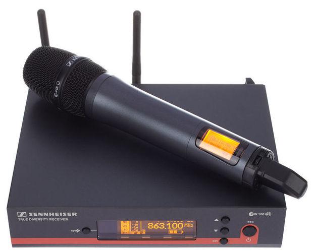 Готовый комплект радиосистемы Sennheiser EW 100-945 G3 / E-Band радиосистема sennheiser ew 100 945 g3 b x