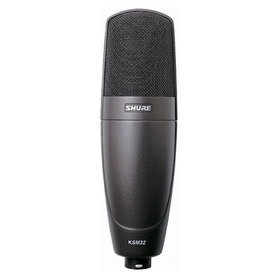 Микрофон с большой мембраной для студии Shure KSM32-CG