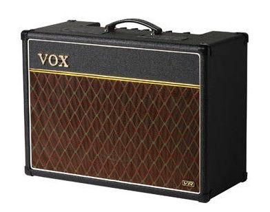 Комбо для гитары VOX AC15VR комбо для гитары vox mini5 rhythm iv