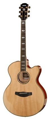 Электроакустическая гитара Yamaha CPX1000 NT yamaha srt 1500 black