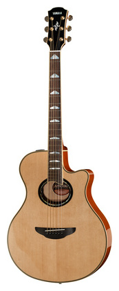 Электроакустическая гитара Yamaha APX1000 NT yamaha srt 1500 black