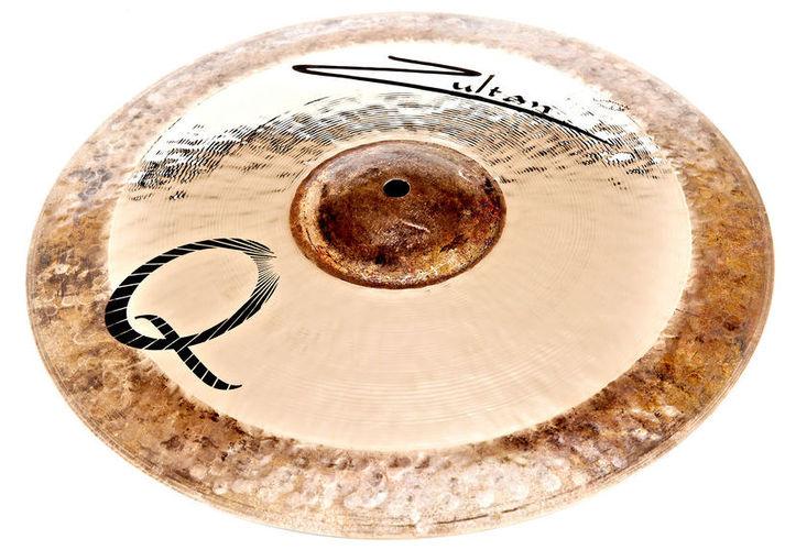 Тарелка крэш Zultan 14 Q Crash тарелка хай хэт zultan 14 z series hi hat