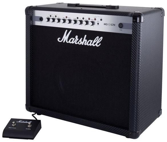 Комбо для гитары MARSHALL MG101CFX комбо для гитары boss katana mini