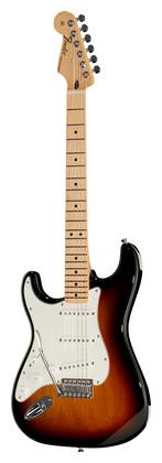 Гитара для левшей Fender Standard Strat MN BSB LH