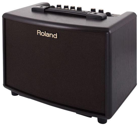 Усилитель для акустической гитар Roland AC-33 RW roland cube 10gx
