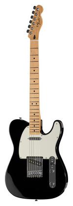 Телекастер Fender Standard Telecaster MN Bk электрогитары fender standard