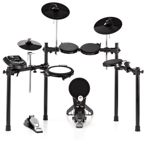 Электронная ударная установка Millenium MPS-500 USB E-Drum Set хай хэт и контроллер для электронной ударной установки millenium mps 200 mono cymbal pad