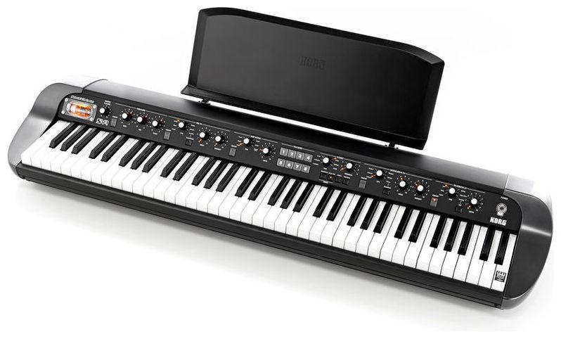 Сценическое фортепиано Korg SV1 73 Black korg pa900