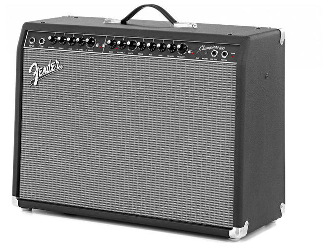 Комбо для гитары Fender Champion 100 комбо для гитары fender mini tonemaster