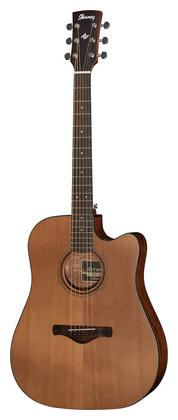 Электроакустическая гитара Ibanez AW65ECE-LG