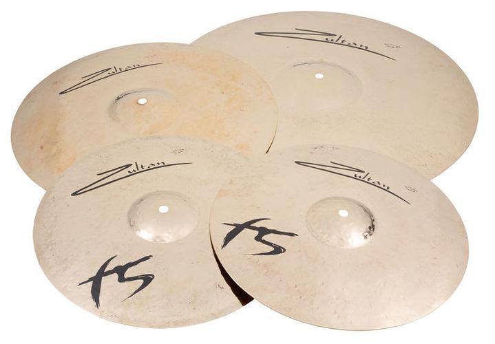Набор барабанных тарелок Zultan F5 Series Standard Set тарелка хай хэт zultan 13 caz hi hat