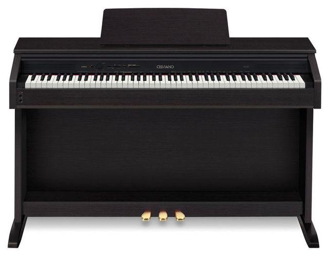Цифровое пианино Casio AP-260 BK