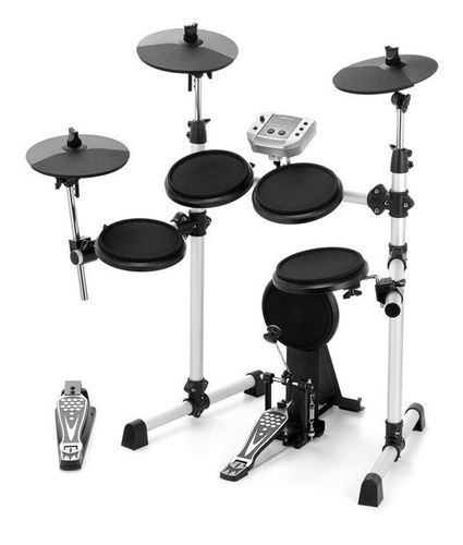 Электронная ударная установка Millenium MPS-150 E-Drum Set хай хэт и контроллер для электронной ударной установки millenium mps 200 mono cymbal pad