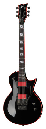 Электрогитара с одним вырезом ESP LTD GH-600 Gary Holt электрогитара ltd james hetfield snakebyte metallica