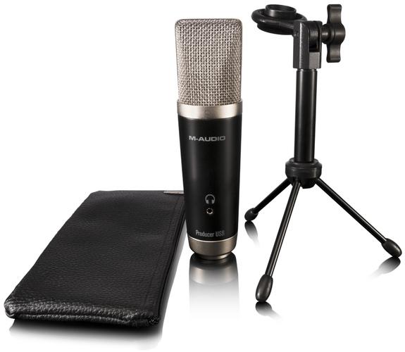 Комплект микрофонов M-Audio Vocal Studio