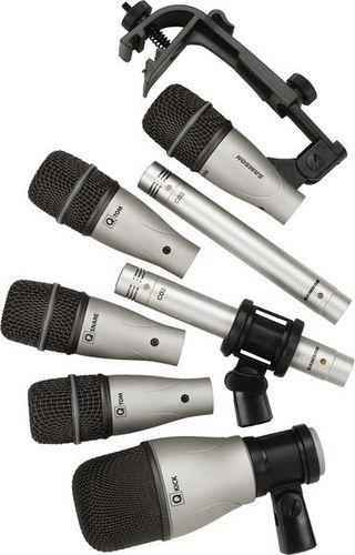 Микрофон для ударных инструментов Samson 7KIT Drumset микрофоны akg drumset premium