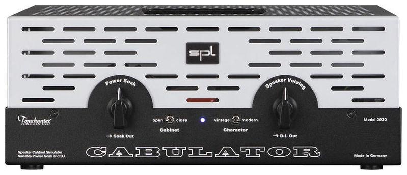 Усилитель и комбо для электрогитары SPL Cabulator
