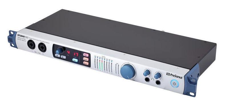 Звуковая карта внешняя PreSonus Studio 192 аудио интерфейс presonus audiobox 44vsl ubs 2 0