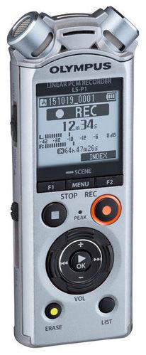 Рекордер Olympus LS-P1 диктофон olympus ls p1