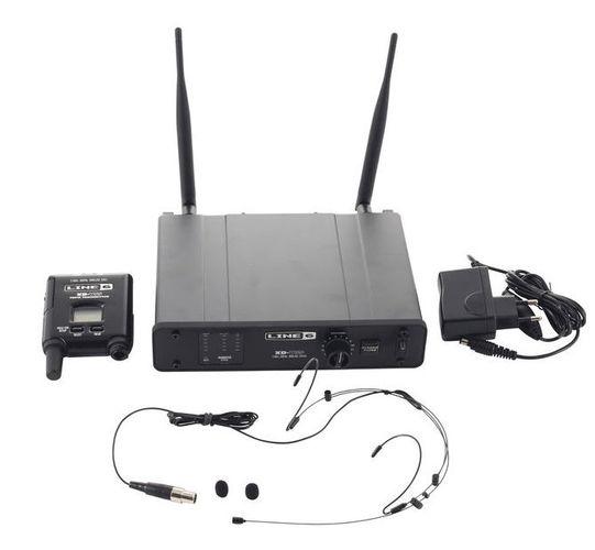 Радиосистема с головным микрофоном LINE 6 XD-V55HS радиосистемы line 6 xd v75