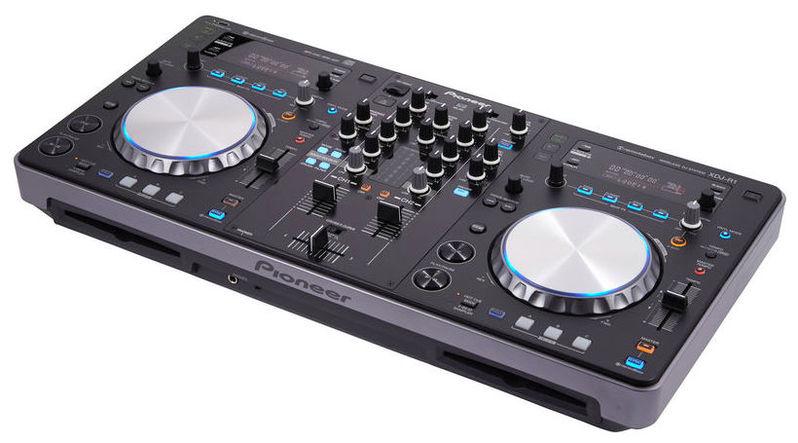 MIDI, Dj контроллер Pioneer XDJ-R1 микшерный пульт pioneer xdj 1000mk2