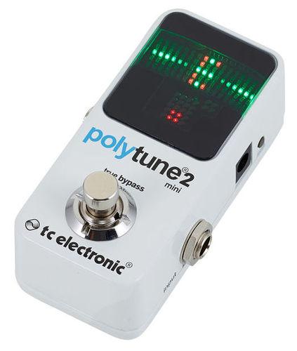 Тюнер и метроном TC Electronic Polytune 2 mini