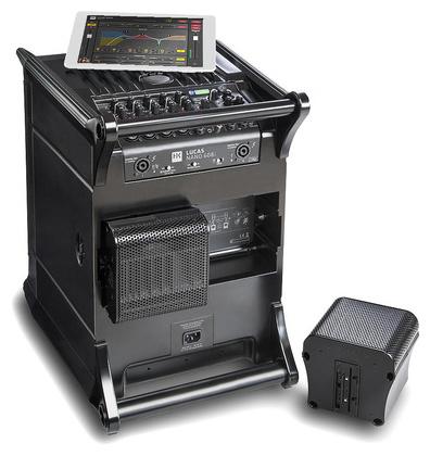 все цены на Комплект акустических систем HK AUDIO Lucas Nano 608i онлайн