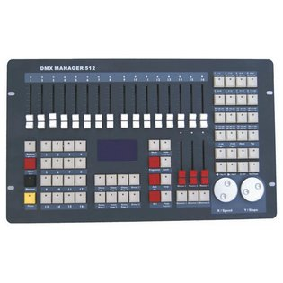 DIALighting DMX Console 512