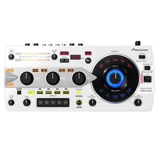 Pioneer Remix Station RMX-1000 Pearl White