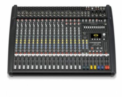 Аналоговый микшер Dynacord CMS 1600-3 концертные акустические системы dynacord d 12
