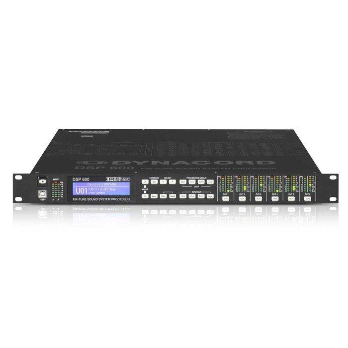 Кроссовер для звука Dynacord DSP 600 концертные акустические системы dynacord d 8a