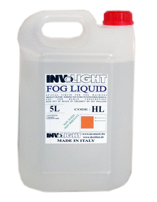 все цены на  Жидкость для генераторов эффектов INVOLIGHT HL  онлайн