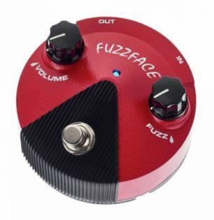 Педаль Fuzz DUNLOP Fuzz Face Mini Germanium FFM2 недорого