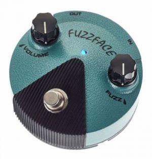 Педаль Fuzz DUNLOP Fuzz Face Mini Hendrix FFM3 недорого