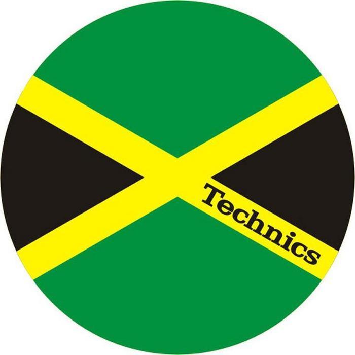 Слипмат Magma LP-Slipmat Technics Jamaica technics technics rp dj1215e s