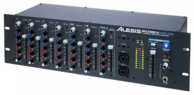 Рэковый микшер Alesis Multimix 10 Wireless alesis vortex wireless