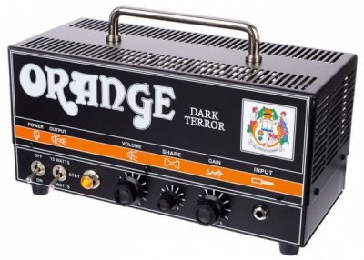 Orange Amplifiers Dark Terror